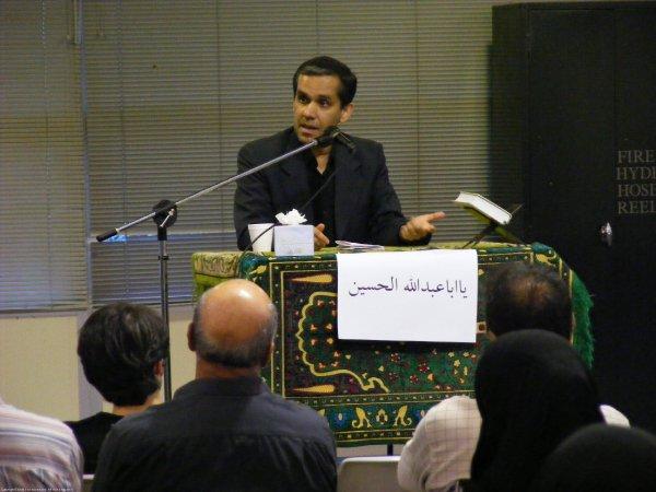 مراسم اربعین سال 2009